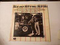 Solid Gold Rock 'N' Roll Volume 1 - Various Artists - Vinyl LP 1972