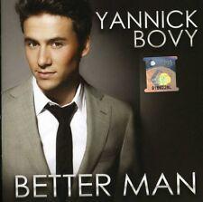 Yannick Bovy - Better Man [New CD] Bonus Tracks