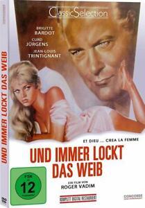 Und immer lockt das Weib [DVD/NEU/OVP] Brigitte Bardot, Curd Jürgens, Jean-L