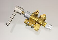 More details for pel 22/s type design chinese wok gas burner control valve c/w handle and fitting