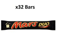 Mars Duo barre de chocolat (39.4 G x 2) 32x 78.8 G Full Case Confectionary BESTM...