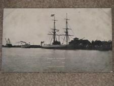 "Perry`s Flagship-""Niagara"", 1813-1913, card is unused"