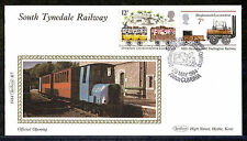 Trains, Railroads Great Britain Event Stamp Covers