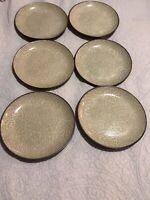 222 Fifth Chandi Sage Stoneware Salad Plate 6