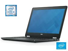 """Dell Latitude 5570 laptop 15.6"""" HD Screen, Intel i3 6100U, 256GB SSD, 8GB RAM"""