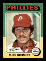 1975 Topps #70 Mike Schmidt VG/VGEX Phillies 514279