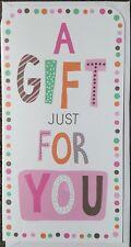 BIRTHDAY MONEY WALLET / GIFT CARD VOUCHER