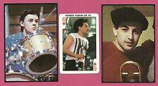 UB40 Norman Hassan Jim Brown FAB Card Collection British reggae pop band C