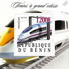 Ferrocarriles españoles (RENFE) AVE clase 103 (S103) Tren de Alta Velocidad (TGV) sello HST/