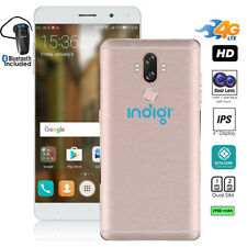 """4G LTE Unlocked SmartPhone (6.0"""" Screen + Android 7 +  GSM Unlocked + 13MP Cam)"""