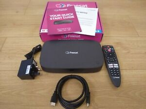 Freesat Recordable 4K TV Box 500GB UHD-4X-500