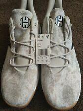 Adidas Harden B/E X Raw White G27769 Basketball Shoes Mens Size 14.5 NWT