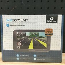 NAVMAN MY57OLMT GPS BLUETOOTH HANDS FREE - BRAND NEW