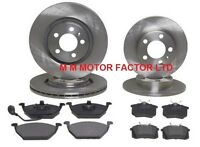 FOR VW Polo 9N 2001 on 1.2,1.4,1.6,1.8 & 1.9 TDi Front & Rear Brake Discs & Pads