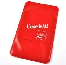 COCA-COLA COKE EE.UU. Plástico Funda Estuche - COKE is it