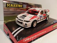 """Slot SCX Scalextric 6000 Mitsubishi Lancer """"Costa Brava"""""""