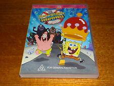 THE SPONGEBOB SQUAREPANTS MOVIE DVD *LIKE NEW*