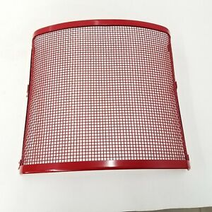 Farmall Cub grill screen assembly NEW high quality replacement with correct mesh