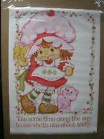 Vintage New Strawberry Shortcake (Take Time) Poster # 13-482