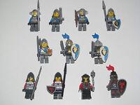 Lego ® Minifigure Figurine Chevalier Castle Nouvelle Série Choose Minifig NEW