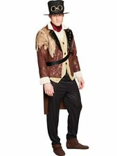 """Steampunk Fancy Dress Victorian Look Full Costume 40-42"""" and 44-46"""" Chest"""