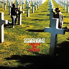 SCORPIONS - TAKEN BY FORCE (50TH ANNIVERSARY DELUXE EDITION)  VINYL LP + CD NEU