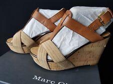Exciting Marc O'Polo Damen Cognac Beige Pumps & Heels Art. 10881402180 Schuhe