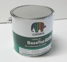 2,5 ltr Caparol Capalac BaseTop  Seidenglanzlack Base Top Venti Ventilack