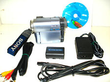 Sony DCR-TRV22 MiniDv Camcorder with Night Vision see in the dark