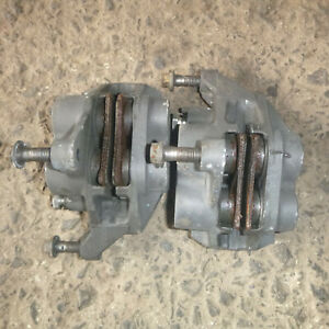 Yamaha TDM 900 5PS Front Calipers Brakes and Breaking Bike