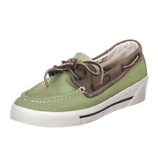 SPERRY scarpa campionario shoes donna woman verde green EU 36 - 745 N49