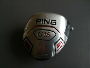 Ping g15 driver 9° (head only)