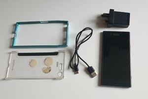 Sony Xperia XZ Premium (unlocked) - Microphone fault (primary) Scuffs, marks
