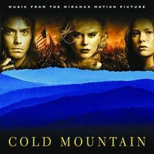Cold Mountain 2003 by Gabriel Yared; Reeltime Travelers; Alison Kraus Ex-library