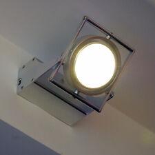 Lampada led applique moderno a parete 5x1w luce calda 3000K faretto spot 230V
