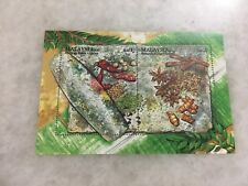 (JC) Spices of Malaysia 2011  - MNH Miniature Sheet (MS) STAMP