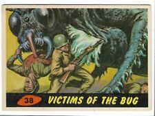 Mars Attacks Card #38, 1962 Original