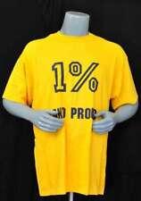 Gildan Ultra Cotton Herren T-Shirt mit Motiv Gr. XL gelb / NEU