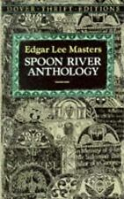 Spoon River Anthology (Dover Thrift Editions) by Edgar Lee Masters