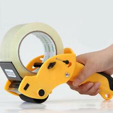 Tape Gun Dispenser Packer Packing Machine Shipping Grip Sealing Roll Cutter