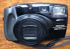 Pentax Zoom 105 Super 35mm Camera + Case