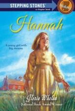 Hannah (Stepping Stone, paper) by Whelan, Gloria, Good Book