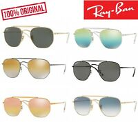 Occhiali Da Sole Ray Ban rb 3648 Marshal Double Bridge Classiche o Polarizzate