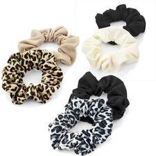 Accessoires de coiffure noir chouchous pour femme