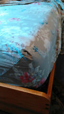 Ralph Lauren BOATHOUSE FLORAL-Queen Fitted Sheet-Good Elastic-Deep Fitted Cotton