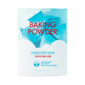 [ETUDE HOUSE] Baking Powder Crunch Pore Scrub 1Pack (24ea) / Korea Cosmetic