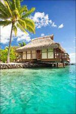 Infrarotheizung Bildheizung Wandheizung mit Schalter Haus am Meer