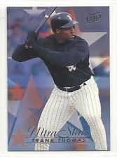 1996 Fleer Ultra Baseball - #590 - Frank Thomas - Chicago White Sox