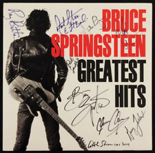 BRUCE SPRINGSTEEN & E STREET BAND Signed Photograph - Rock Group - preprint