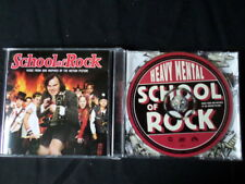 School Of Rock. Film Soundtrack. Compact Disc. 2003. Made In Australia